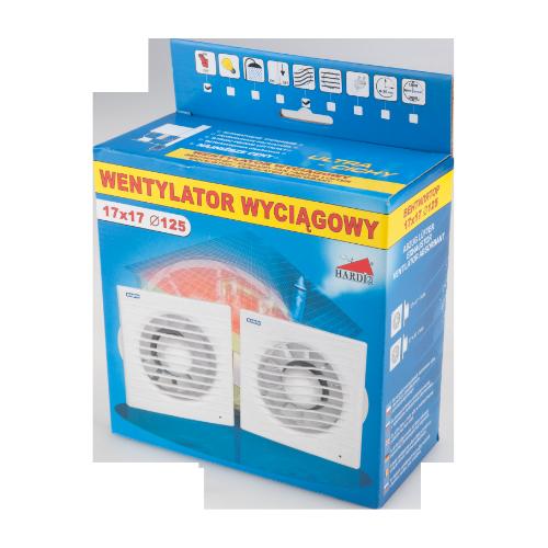 Ventilator Aerisire Standard Q125 Tm 671182 Honest