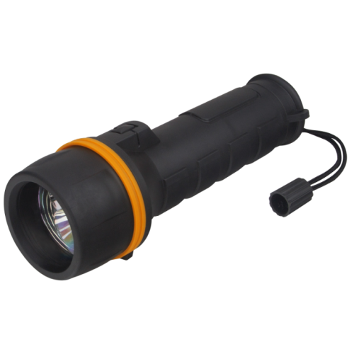 Lanterna 3 Led-uri Cu Protectie De Cauciuc Ets 660037 Honest
