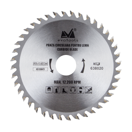 Panza Circulara Vidia 300mm*2.5mm G30.00 Ets 638005 Honest