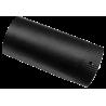 Burlan Soba 130mm 1m Din Tabla Emailat Negru Mat Ets 651806 Honest