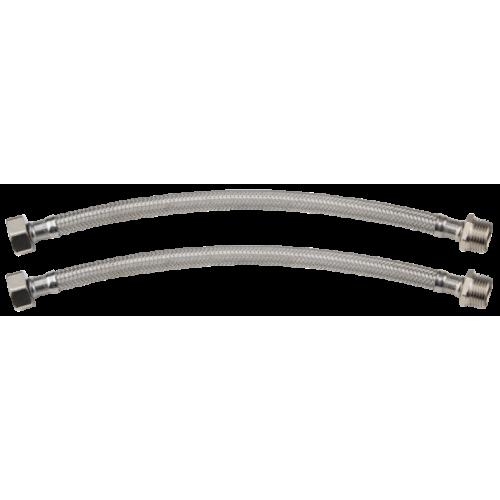 racord Flexibil Pentru Apa Din Inox Int-ext 1/2-1/2 400 Mm Esp 673520 Honest