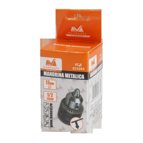 Mandrina 16mm Filet 1/2 Metal Ets 623052 Honest