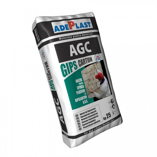 Adeziv Lipire Gips Carton Agc 25kg Adeplast