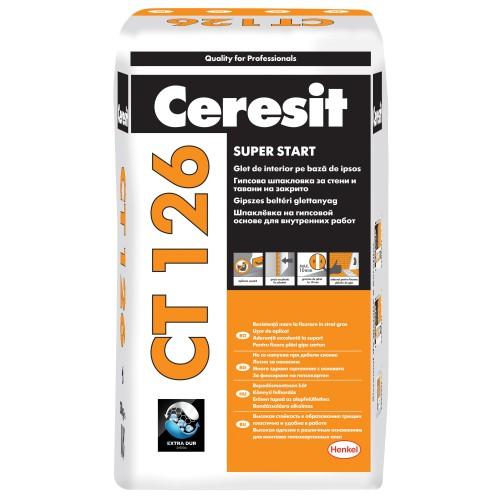 Glet Fin Ct 126 20kg Ceresit