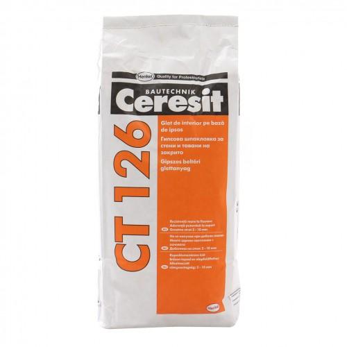 Glet Fin Ct 126 5kg Ceresit