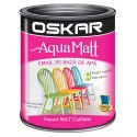 Acrilic Email Matt Aqua Turcoaz Conture 0.6 L Oskar