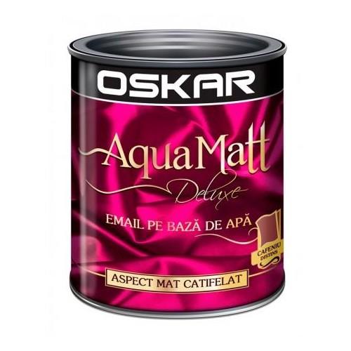 Acrilic Email Matt Aqua Cafeniu Distins 2.5 L Oskar