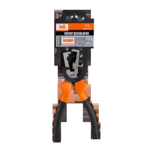 Patent Dezizolant 165mm Orange Negru Ets 602028 Honest