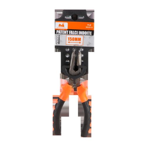 Patent Falci Indoite 150mm Orange Negru Ets 602013 Honest