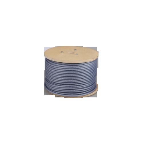 Cablu Otel Zincat Plastifiat 2mm- 3.5mm Ets 673562 Honest