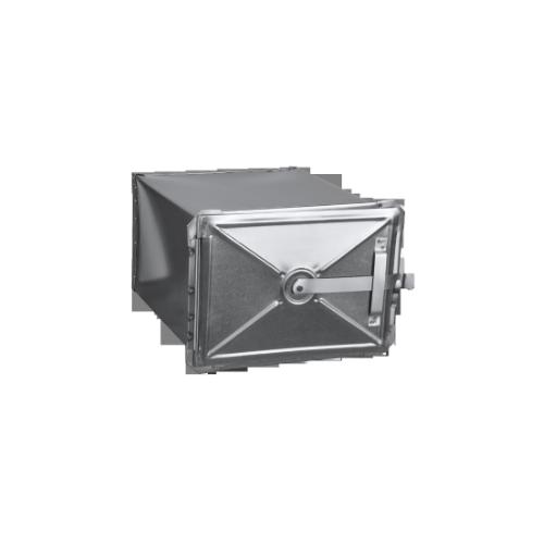 Cuptor Soba Din Tabla Neagra 370*300mm Tm T60358 Honest