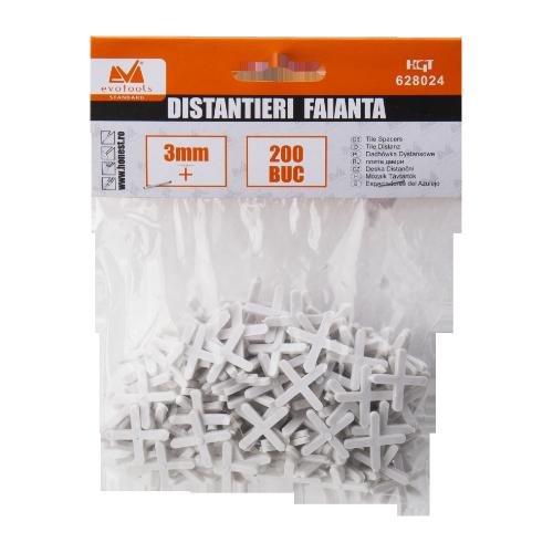 Distantiere Gresie-faianta 2.0mm 200buc 628023 Honest
