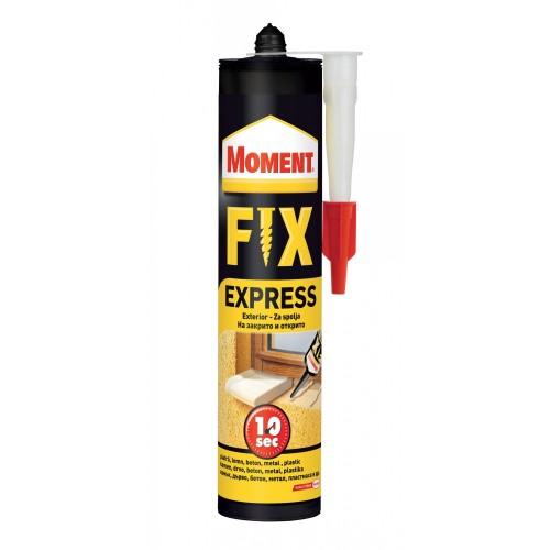 Adeziv De Montaj 375ml Bej Express Fix 1437046 Moment Henkel