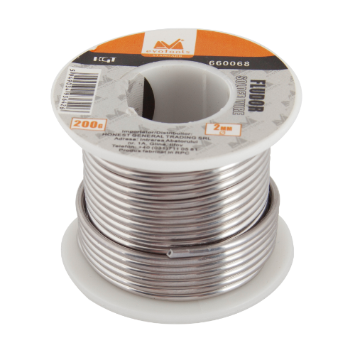 Fludor 2 Mm 200gr Ets 660068 Honest