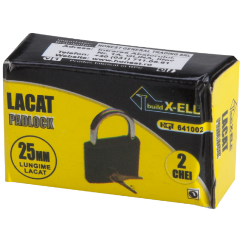 Lacat Ets 25 Mm 641002 Honest