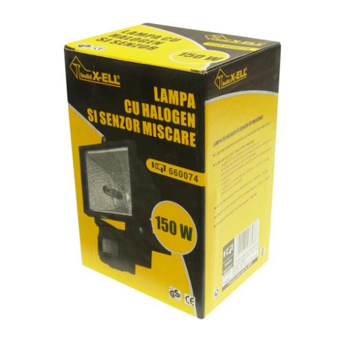 lampa Cu Halogen Si Senzor 500w Ets 660075 Honest