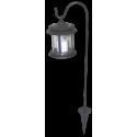 lampa De Gradina Tip Felinar Cu Acumulator Solar Ets 647511 Honest