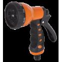 .pistol Reglabil Cu 8 Functii Pentru Stropit Ets 635077 Honest