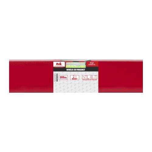 Nivela Etp 0.6m 3 Indicatori Cu Magnet Etp 626019 Honest